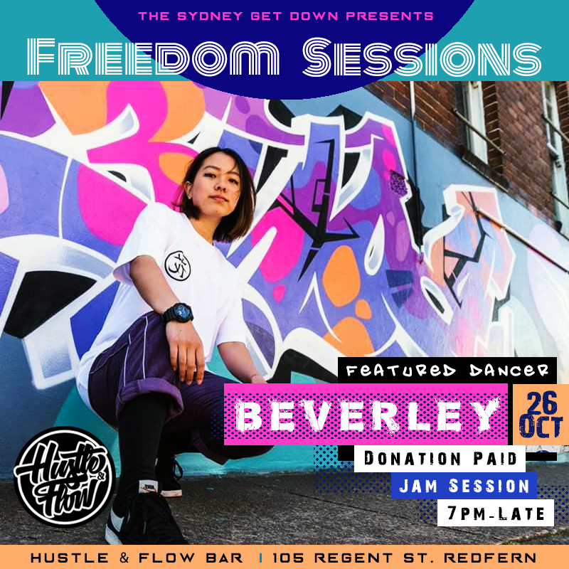 Freedom Sessions - Monthly Party