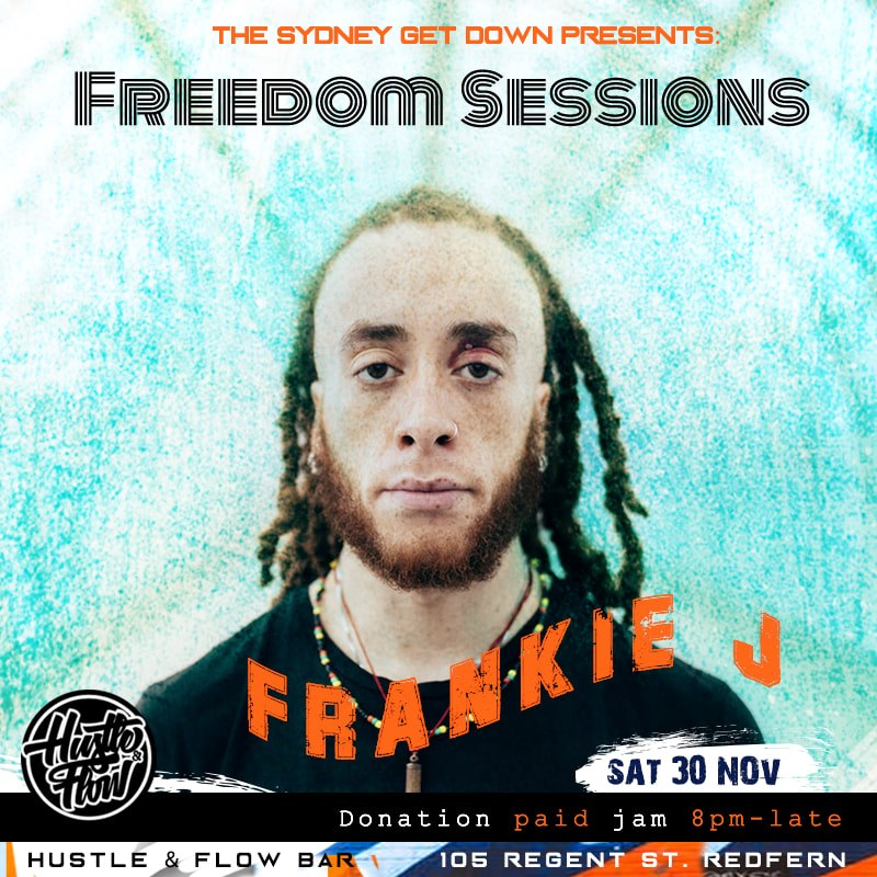 Freedom Sessions – Featuring Frankie J
