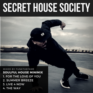 Secret House Society – Mixcloud Minimixes