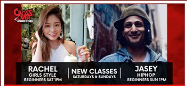 New Class: Hiphop Beginner - Sundays 1:00PM