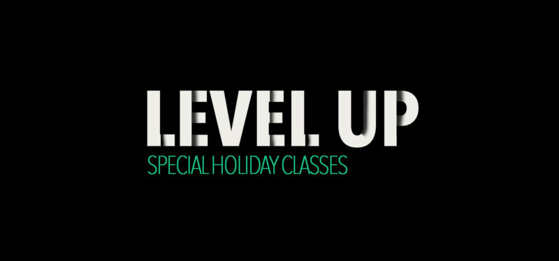 ICC Level Up – Holiday Special