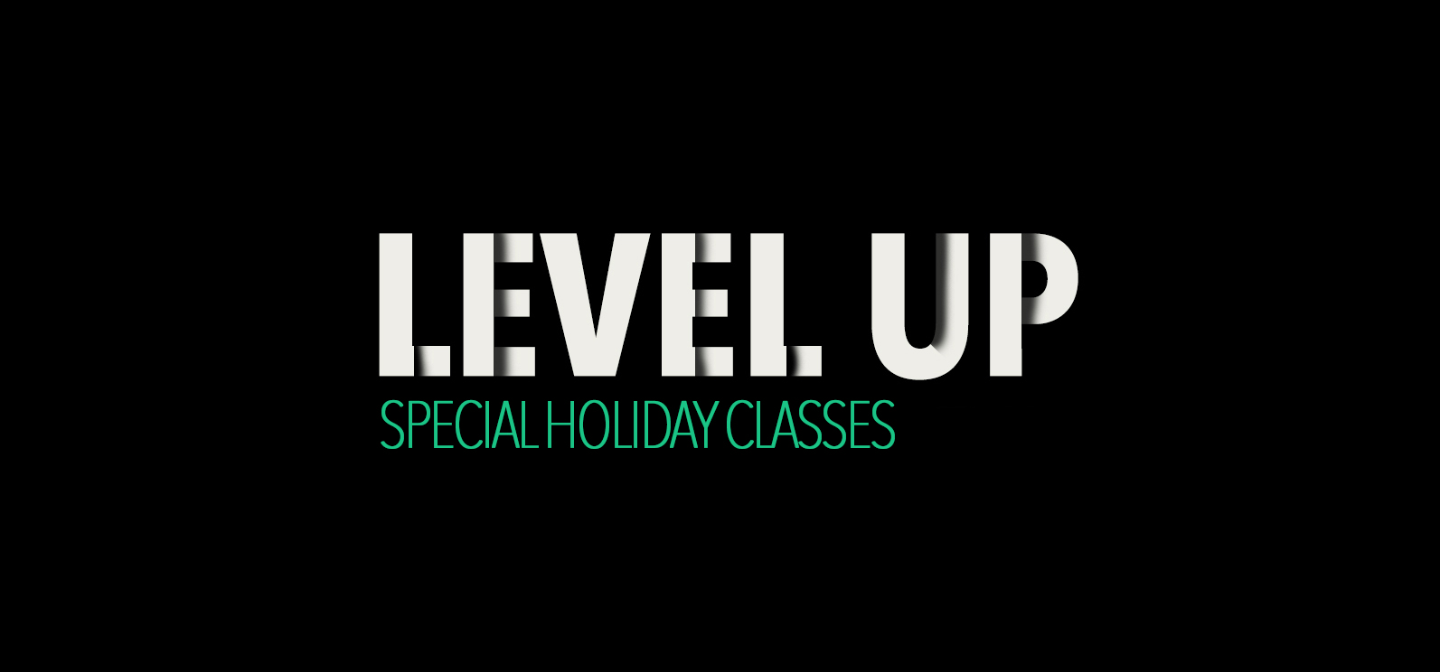ICC Level Up - Holiday Special