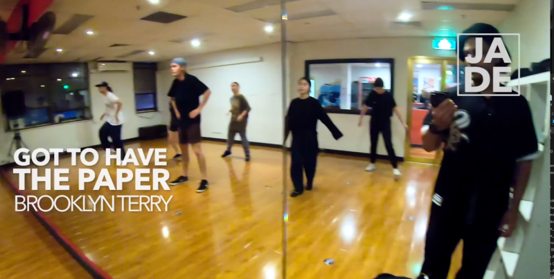 House Beginner-Intermediate Class Video: Brooklyn Terry – Got To Have The Paper