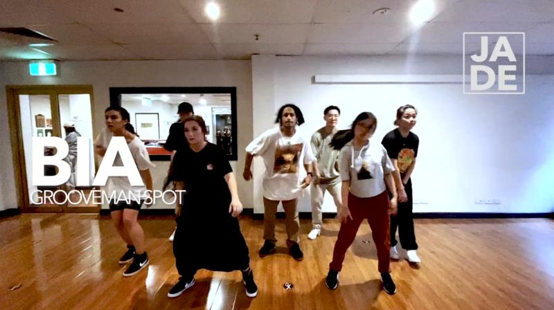 Hiphop Beginners Class Video: Grooveman Spot - BIA