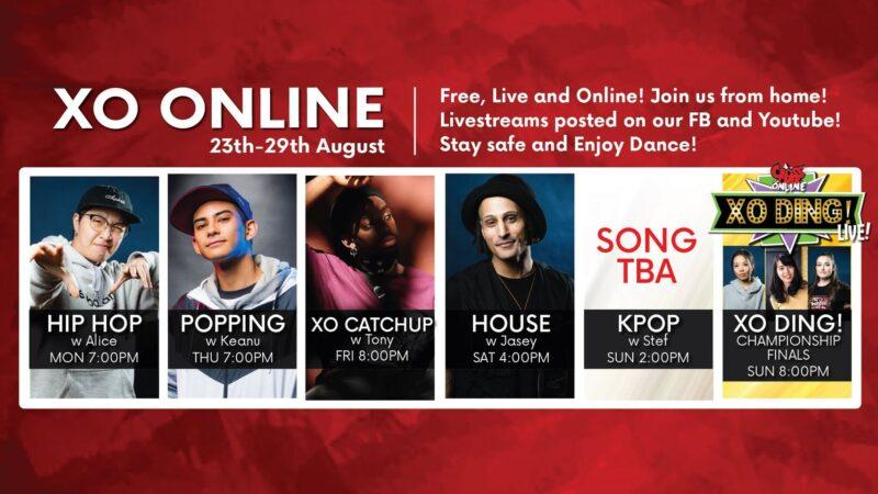 XO Classes: Free, Live & Online