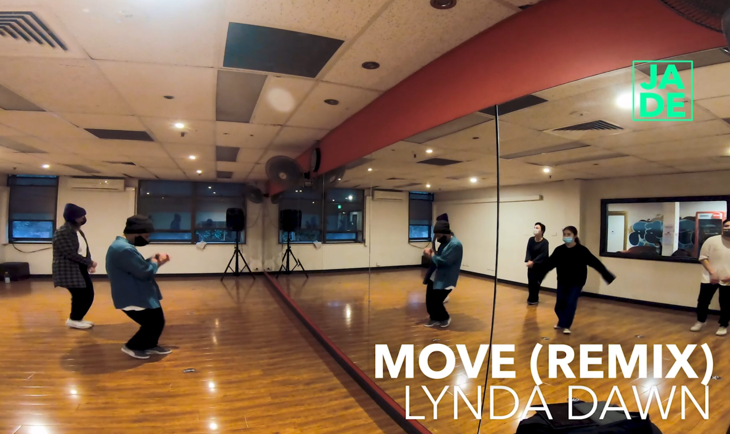 Crossover Dance - House Beg-Int Class - Move (Remix)